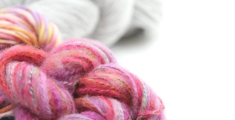 紡毛糸・梳毛糸の特徴
