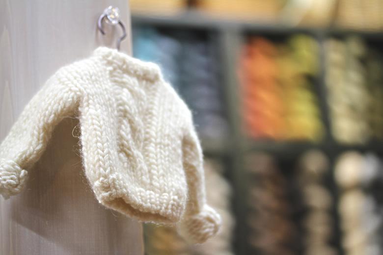 バリエーション豊かな混紡糸