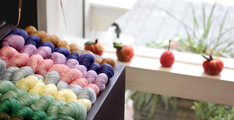 毛糸選びに失敗しない!毛糸の種類4つのチェックポイント