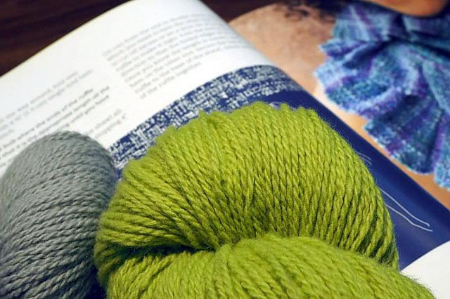 e wool 毛糸