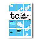 TE-58 te vol.58 2016 summer