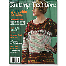 KNITTING TRADITIONS    FALL 2011
