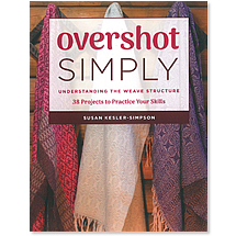 Overshot Simply: Understanding the Weave Structure