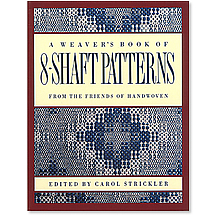 Weavers Book of 8-Shaft Patterns