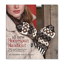 ALL NEW HOMESPUN HANDKNIT