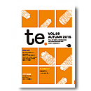 TE-59 te vol.59 2016 autumn